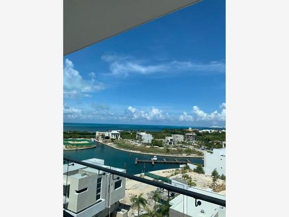 Departamento En Renta En Riva Puerto Cancun