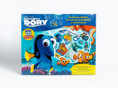 Imagen 1 de 2 de Disney Pixar Buscadndo A Dory