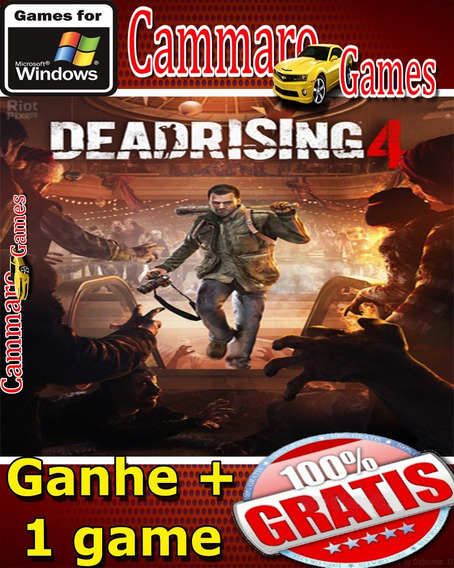 Dead Rising 4 + Update 3 + 3 Games