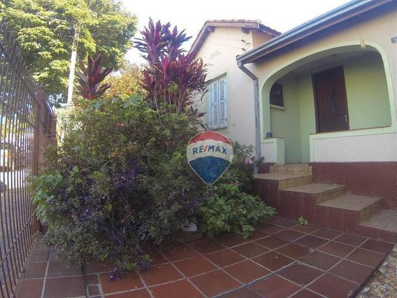Casa Residencial À Venda, Centro, Nova Odessa. - Ca0128