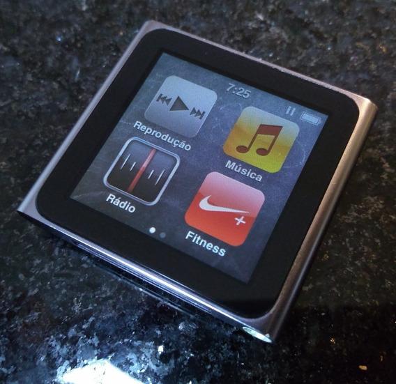 iPod Nano 8 Gb 6° Geração Grafite