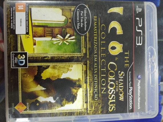 The Ico & Shadow Of The Colossus Collection - Ps3