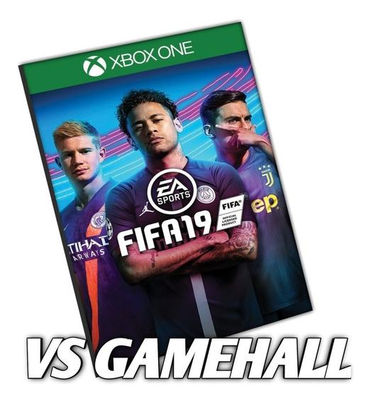 Fifa 19 Xbox One Mídia Digital 2019 + Brinde