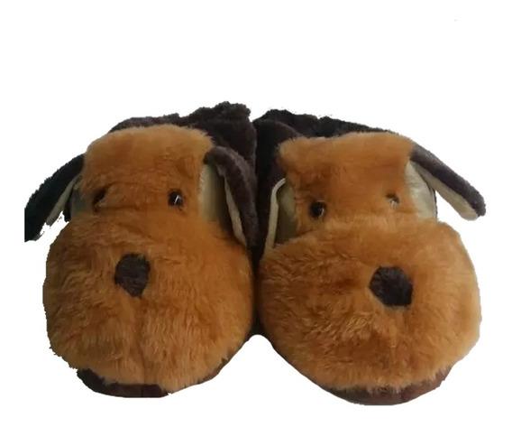 Pantufa Cachorro Unisex Oferta Infantil Adulto Promoção