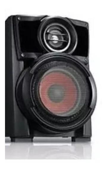 Par De Caixa Mini System Lg Modelo Rad 125 Original