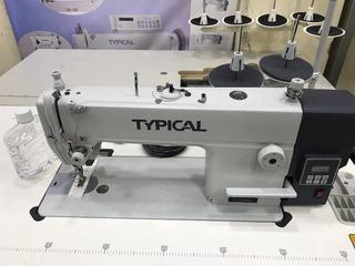 Recta Typical Motor Incorporado Gc6150md