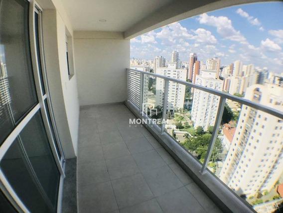 Apartamento Com 2 Dormitórios À Venda, 64 M² Por R$ 757.000,00 - Vila Mariana - São Paulo/sp - Ap1344
