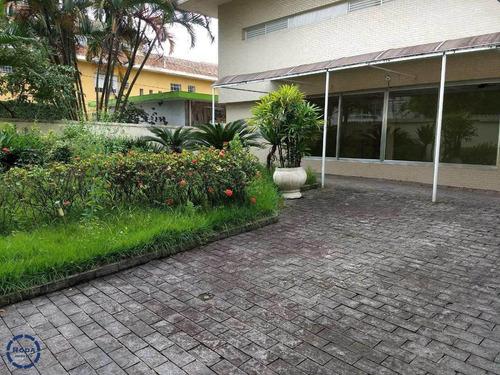 Casa Com 3 Dorms, Embaré, Santos, 230m² - Codigo: 11066 - A11066
