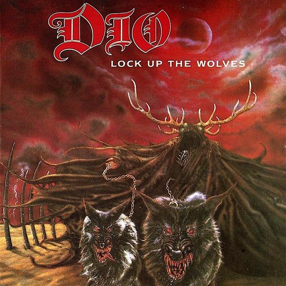 Dio Lock Up The Wolves Vinilo Lp Color Nuevo Stock Rocktober