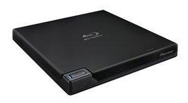 Pioneer Bdr-xd05b Grabadora De Blu-ray Portátil Usb 3.0 6x S