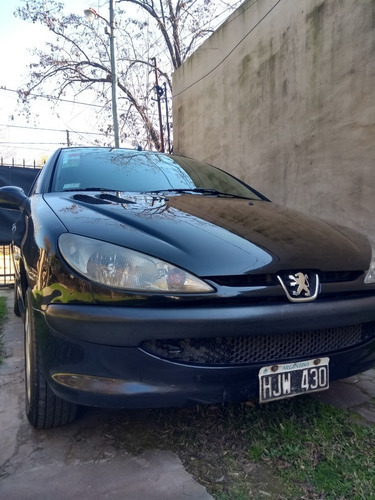 Peugeot 206 X-line Motor 1.4