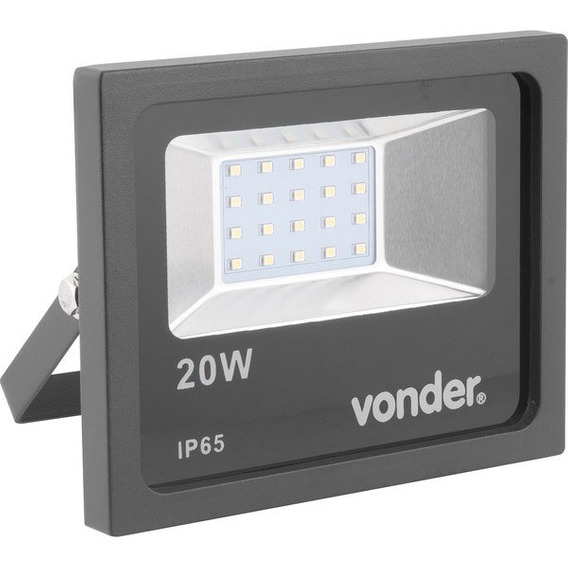 Vonder - Refletor De Led - 20w - Rlv 020
