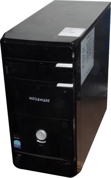 Cpu Megaware Intel Core2duo E4700 2.60ghz, 4gb, Hd 160gb