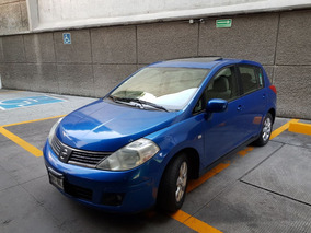 Nissan Tiida 2008 Emotion Hatchback 1.8 Quemacocos Automátic