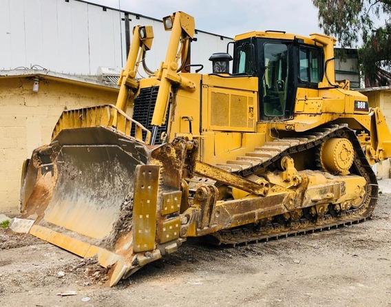 Tractor Caterpillar D8r Año: 2001