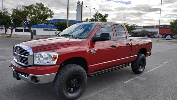 Dodge Ram 5.9 2500 Laramie Quadcab 4x4 Atx 2009