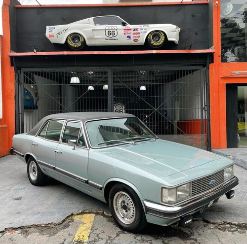 Imagem 1 de 10 de Chevrolet Opala Diplomata 250 S 1982