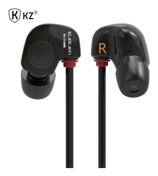 Fone In Ear Kz Ate-s Retorno Palco Profissional Super Oferta
