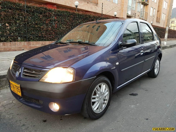 Renault Logan Dinamique 1.6 A.a Full Equipo