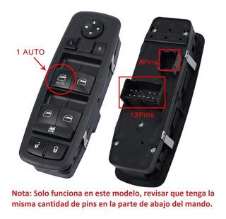 Switch Mando Eleva Vidrios Jeep Cherokee Kk (2008 Al 2014)