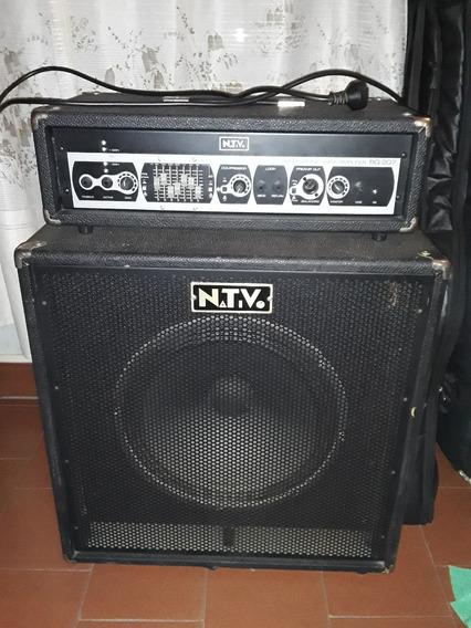 Amplificador Nativo Bq 207