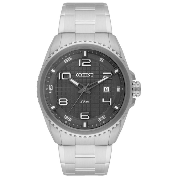 Relógio Masculino Orient Mbss1260 Wr: 50 Mts