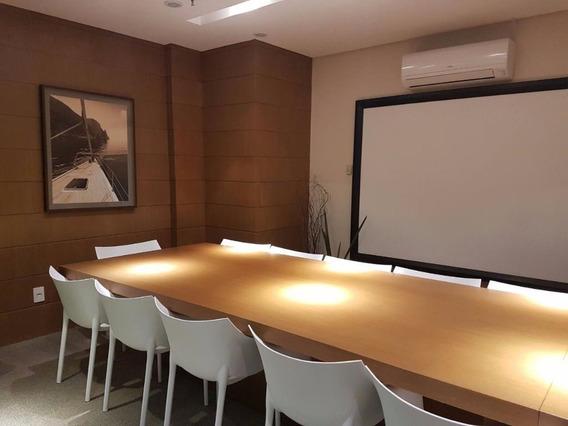 Sala Em Valongo, Santos/sp De 45m² À Venda Por R$ 169.000,00 - Sa84245