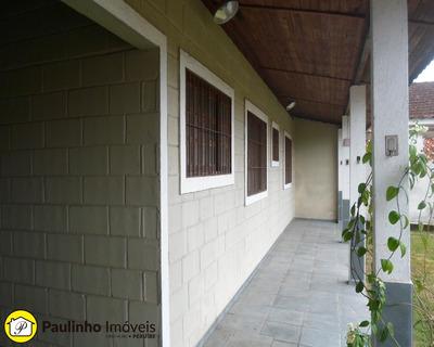 Casa Na Praia Venda Em Peruíbe - Ca02719 - 31913756
