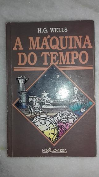 Livro A Máquina Do Tempo - H. G. Wells - Frete R$ 11,00 (h)