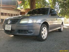 Volkswagen Saveiro Basic Con A/a - Sincronico