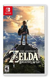 The Legend Of Zelda: Breath Of The Wild - Nsw