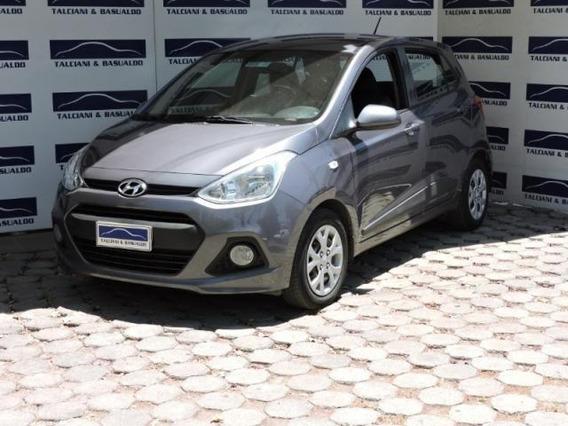Hyundai I-10 Gls 1.2 Bencina 2017