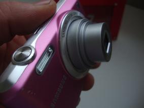 Camera Digital - Es70 - 12.2mp - Rosa - Sansung