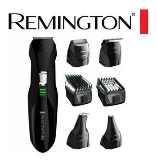 Kit Cortabarba Y Modelador Remington Titan 8 En 1 Pg6020b