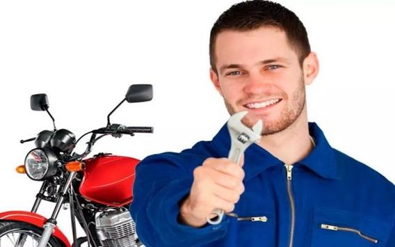 Mecânica De Motos E Injeção Eletrônica 56 Dvds G