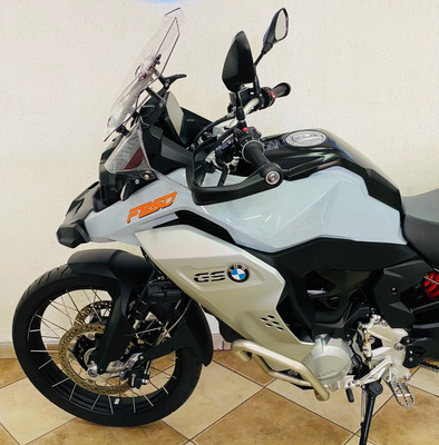 Bmw F850 Gs Adventure Premium - 2019 - Financio - Km 4.000