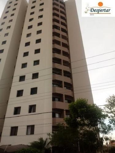 03277 -  Apartamento 2 Dorms, Vila Mangalot - São Paulo/sp - 3277
