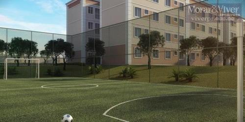 Imagem 1 de 15 de Apartamento Para Venda Em Curitiba, Pinheirinho, 2 Dormitórios, 1 Banheiro, 1 Vaga - Ctb1221_1-773273