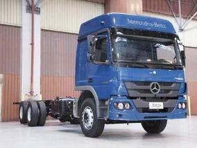 Mercedes-benz Atego 2430 2019