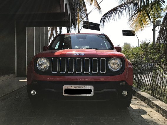 Jeep Renegade 2.0 16v Turbo Diesel Longitude 4x4 Automatico