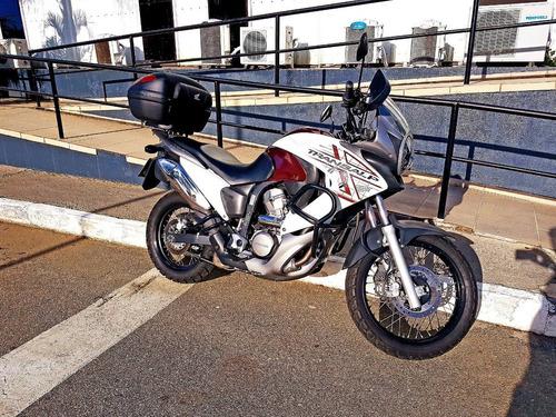 Honda Transalp Xl 700v (única Como Zero)
