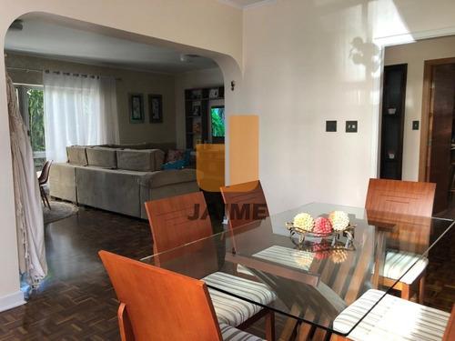 Apartamento Padrão Com 3 Dormitórios Sendo 1 Suite E 1 Vaga. - Ja13482