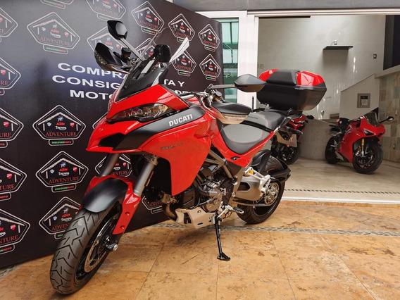 Ducati Multistrada 1260s 2018 Re Estrena