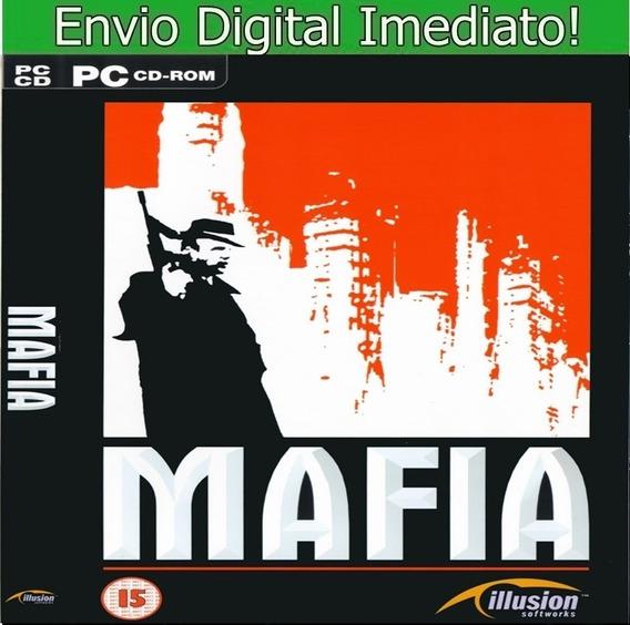 Mafia 1 Pc Português Envio Imediato.