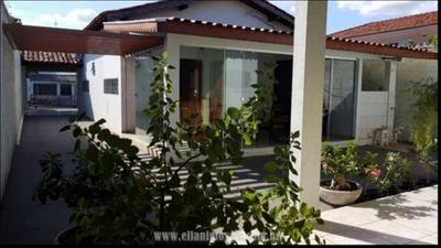 Venda Casa Aconchegante Na Região Central, Aceitamos Permuta Com Imóv - 10749