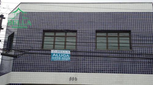 Sala Comercial Para Locação, Vila Jaguara, São Paulo. - Sa0039