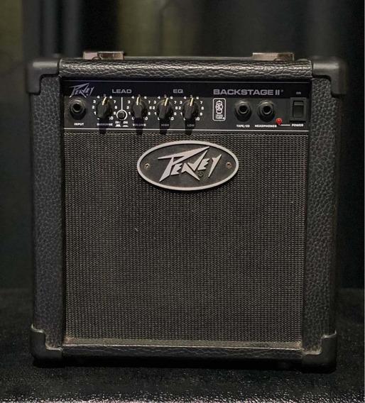 Amplificador Peavy Backstage Ii