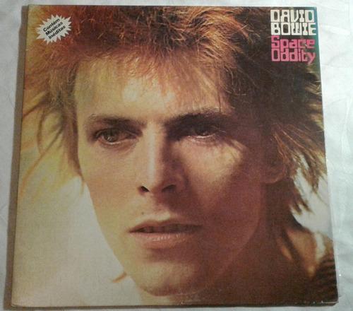 Lp Space Oddity - David Bowie (1969) Reed. 1990
