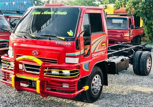 Super Oferta Camion Daihatsu Delta 1999 Cama Larga En Chasis