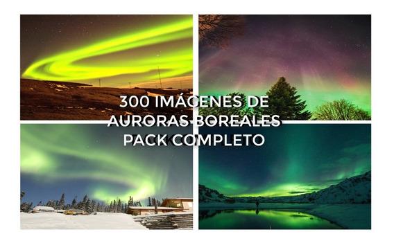 300 Imágenes Auroras Boreales Para Desarrollo Web Wallpapers